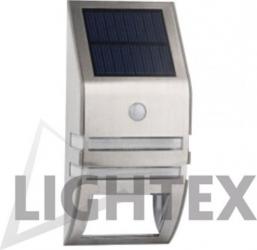 Lampa LED solara pentru perete 0.6W 50lm 6000K IP65 lumina rece Corpuri de iluminat