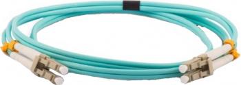 Patch cord optic LC-LC 3metri fibra MM 50125 OM3 Accesorii retea