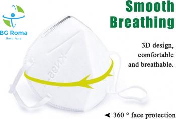 Set 4 Masca protectie N95 KN95 FFP2 BG ROMA