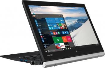 Toshiba Z20T-C Ultrabook 2in1 FHD Touchscreen CPU Intel M7 Gen 6 Skylake 8GB DDR4 SSD M.2 256GB LTE 4G Win10 Pro Refurbished