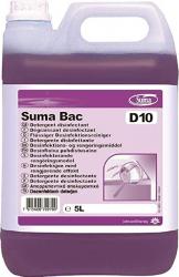 SUMA BAC D10 detergent dezinfectant concentrat Gel antibacterian