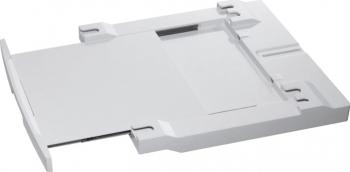 Kit suprapunere uscator AEG SKP11GW cu adancime reglabila 54-60 cm si raft retractabil