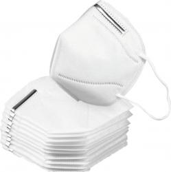 Set masca de protectie ffp2 profesionala 10 bucati Articole protectia muncii