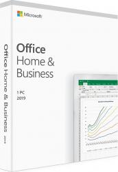 Microsoft Office 2019 Home and Business 32/64 bit toate limbile licenta electronica Aplicatii desktop