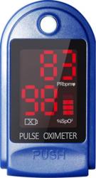 Pulsoximetru puls 30-250 bpm afisare SpO2 PR bara Puls culoare albastru Pulsoximetre