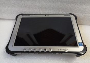 Panasonic Toughpad FZ-G1 Mk2 i5 4310U 4GB 128GB SSD cititor 2D GRAD B Tablete