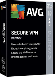 AVG Secure VPN 5 Devices / 12 Luni