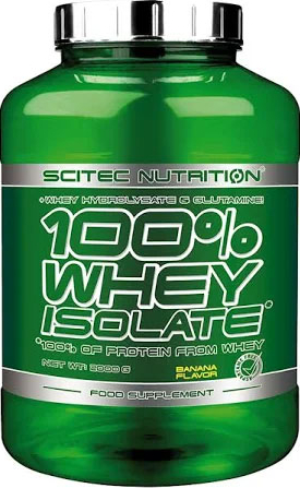 Supliment Alimentar 100 Whey Isolate 2000 grame Scitec Nutrition Vitamine si Suplimente nutritive
