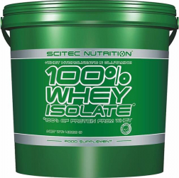 Supliment Alimentar 100 Whey Isolate 4000 grame Scitec Nutrition Vitamine si Suplimente nutritive