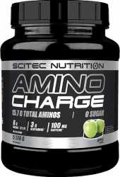 Supliment Alimentar Amino Charge Aroma Mar 570 grame Scitec Nutrition Vitamine si Suplimente nutritive