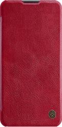 Husa tip carte Nillkin Qin pentru Samsung Galaxy A21s rosu Huse Telefoane
