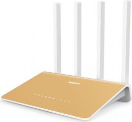 Router Netis gigabit 360R dualband AC1200 4 porturi LAN gigabit USB 4G/FTPserver ipv6 and lrm AP Repeater AP+WDS WDS client mining