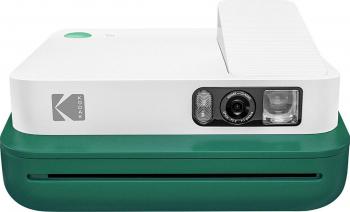 Aparat Foto Instant Kodak Smile Classic Verde Aparate foto compacte