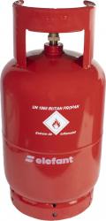 Butelie pentru camping ELEFANT GPL din Metal 12 L 5 kg filet 1/2 Corpuri de iluminat