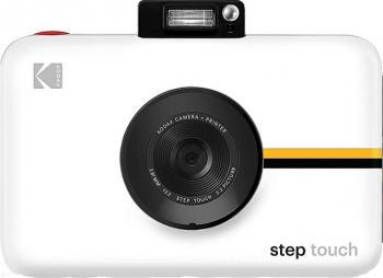 Camera foto Instant Kodak Step Touch 13MP Alb