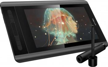 Tableta grafica XP-PEN Artist 12 11.6 FHD 8192 niveluri presiune include Artrage 5 Manusa 8 varfuri de rezerva