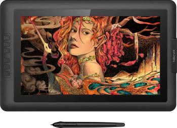 Tableta grafica XP-PEN Artist 15.6 Display FHD 8192 niveluri presiune include Artrage 5 Manusa 8 varfuri de rezerva