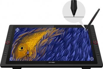 Tableta grafica XP-PEN Artist 22R Pro 21.5 FHD TILT USB Type-C 90 RGB include Stand Ajustabil Artrage 5 Manusa 8 varfuri de rezerva