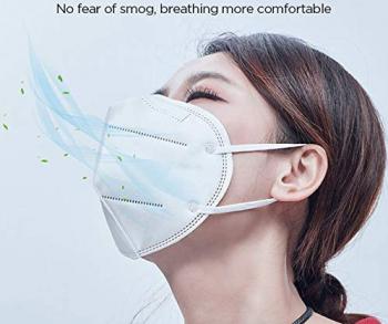 Masti de Protectie KN95 100 Bucati masca Masti chirurgicale si reutilizabile