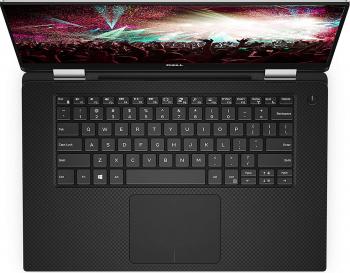 Laptop DELL XPS 9575 2-1 i7-8705G 16GB DDR4 512 ssd m2 15.6 ips UHD Touchscreen VEGA M 4GB Tastatura AZERTY