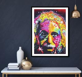 Poster inramat Einstein 30x45 cm Tablouri