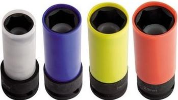 Capat de IMPACT 1/2 pentru roti din aliaj marca Unior cu diametrul de 19 mm Prasitori