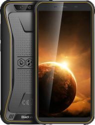 Telefon Mobil Blackview BV5500 Plus Galben 3GB RAM 32GB ROM NFC Android 10.0 acumulator 4400mAh 4G Telefoane Mobile