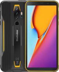 Telefon Mobil BLACKVIEW BV6300 Pro Galben Helio P70 6GBRAM 128GB ROM acumulator 4380mAh Android 10.0 IP68 Telefoane Mobile