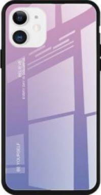 Husa de protectie Gradient pentru iPhone 11 Pro Max Roz Violet Huse Telefoane