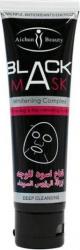 Masca de fata pentru indepartarea punctelor negre Black Mask Aichun Beauty 120 ml