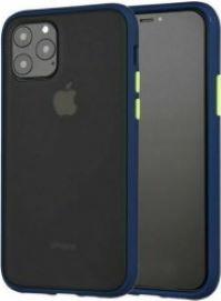 Husa de protectie pentru iPhone 11 Pro Max Albastru Huse Telefoane
