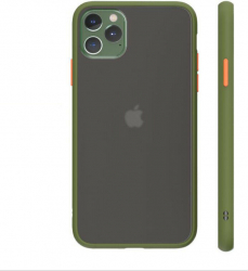 Husa de protectie pentru iPhone 11 Pro Max Verde Deschis Huse Telefoane