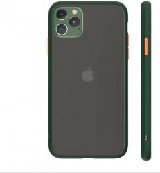 Husa de protectie pentru iPhone 11 Pro Max Verde Inchis Huse Telefoane