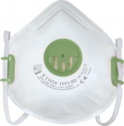Masca de protectie respiratorie REUTILIZABILA FFP3 seria Premium - Oxyline X 310 SV R D certificat CE 1437