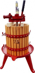 Teasc / Presa manuala pentru struguri cu clichet Marchisio TR25 20 kg/transa Scule de gradina