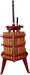 Teasc / Presa manuala pentru struguri cu clichet Marchisio TR40 70 kg/transa Scule de gradina