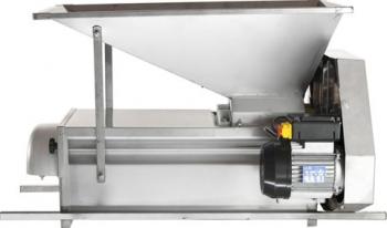 Zdrobitor-desciorchinator electric Marchisio BABY Inox 750 W 1000-1500 kg/h Scule de gradina