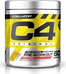 C4 Original. Cellucor 195 g 30 serviri