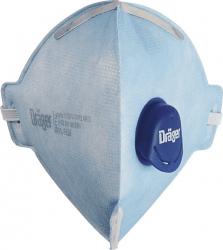 Masca de protectie respiratorie Drager X-plore V 1720 FFP2 NR D cu valva CoolMAX Masti chirurgicale si reutilizabile