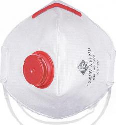 Masca de protectie respiratorie de particule FS-930V A FFP3 NR D Filter Service cu valva certificat CE 1437 Masti chirurgicale si reutilizabile