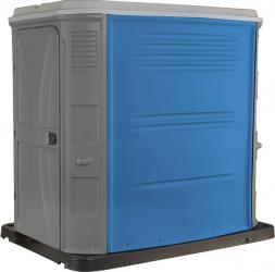 Toaleta cabina ecologica persoane dizabilitati ICTEA09A Albastru