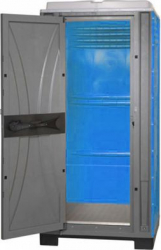 Toaleta Cabina ecologica tip vestiar ICTET14A Albastru Toalete ecologice