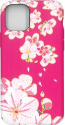 Husa protectie spate cu motiv floral Luxo M13 pentru Apple iPhone 11 Pro Huse Telefoane
