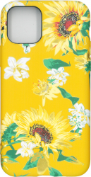 Husa protectie spate cu motiv floral Luxo M9 pentru Apple iPhone 11 Pro Huse Telefoane