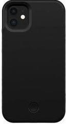 Husa Selfie Case pentru iPhone 11 Pro LED-uri incorporate Reincarcabila Protectie sporita Negru Huse Telefoane