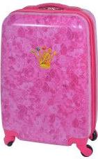 Troler copii Disney Princessia roz 55 x 35 x 22 cm Trolere