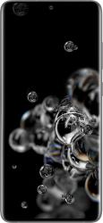Telefon mobil Samsung Galaxy S20 Ultra G988 128GB Dual SIM 5G Cosmic Grey + Cadou Husa silicon si suport inel Telefoane Mobile