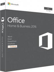 Office 2016 Home and Business MAC Aplicatii desktop