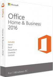 Office 2016 Home and Business Aplicatii desktop