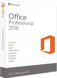 Office 2016 Professional Aplicatii desktop